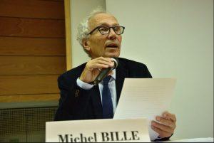Conférence vieillir michel Billé