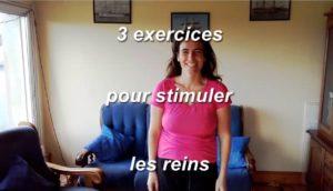 exercice pour stimuler les reins